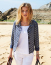 Nomads retro 60s womens short jacket