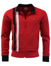 Wigan Casino Northern Soul Jacket blood red