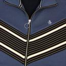 ORIGINAL PENGUIN Retro Chevron Stripe Track Jacket
