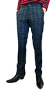 Farnsey ORIGINAL PENGUIN Retro Mod Check Trousers