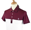 Chesty ORIGINAL PENGUIN Mod Colour Block Polo WTH