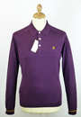 Turn It Loose ORIGINAL PENGUIN Mod L/S Knit Polo P