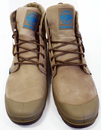Pampa Hi Leather Gusset PALLADIUM Retro Boots D/C