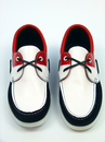 Reese PAOLO VANDINI Retro Deck Shoe Loafers