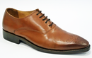 PAOLO VANDINI RETRO MOD HAND CRAFTED CLAUDIO SHOES