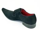 Veer 1 Suede PAOLO VANDINI Mod Winklepicker Shoes