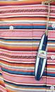 PENDLETON Serape Surf Stripe Retro 60s Board Shirt