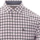 ORIGINAL PENGUIN Retro Mod Tattersall Check Shirt