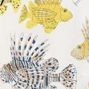 ORIGINAL PENGUIN Retro 70s Tropical Fish Shirt