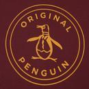 ORIGINAL PENGUIN Retro Stamp Logo Crew Tee TP