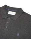 ORIGINAL PENGUIN Mod Supima Cotton Knit Polo Top
