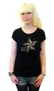 Moffitt PEPE JEANS Retro Indie Starr Motif T-Shirt