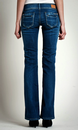 Pimlico PEPE JEANS Womens Retro 70s Bootcut Flares