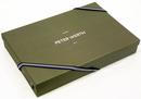 Fenton PETER WERTH Retro Mod Fleur-De-Lis Shirt W