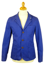 Frey PETER WERTH Retro 60s Mod Military Blazer (R)