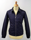 PETER WERTH HARRINGTON JACKET RETRO MOD JACKET