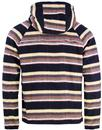 Audio Stripe PRETTY GREEN Brushed Cotton Jacket