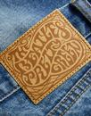 PRETTY GREEN x THE BEATLES Pepper Flared Jeans