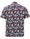 Beaufort PRETTY GREEN Mod Floral Paisley Shirt (B)