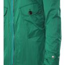 PRETTY GREEN Retro Bold Zip Through Parka Jacket G