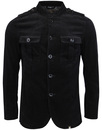 pretty green crawley jacket black cord mod