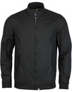 Dalton PRETTY GREEN Retro Mod Harrington - Black