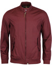 pretty green dalton harrington burgundy