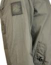 Dalton PRETTY GREEN 60s Mod Harrington - Khaki