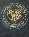 PRETTY GREEN Northern Soul Dig Out Your Soul Tee