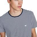 PRETTY GREEN Retro Mod Feeder Stripe T-Shirt