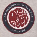 PRETTY GREEN Likeminded Retro Logo Ringer Tee (G)