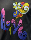 PG Love PRETTY GREEN Retro 60s Psychedelic T-Shirt