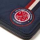 S20MU25000138 likeminded zip wallet navy