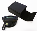 RAY-BAN FOLDING WAYFARER SUNGLASSES RETRO MOD 60s