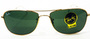 RAY-BAN SMALL CARAVAN RETRO SUNGLASSES MOD 70S