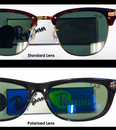 Ray-Ban New Wayfarer Polarized Gradient Sunglasses