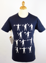 Semaphore REALM & EMPIRE Retro Graphic Print Tee