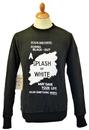 Splash of White REALM & EMPIRE Retro Sweatshirt