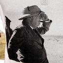 Mr Churchill REALM & EMPIRE Retro Henley T-Shirt