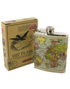 RETRO VINTAGE HIP FLASK MENS HIPFLASK RETRO GIFTS