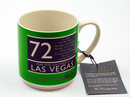 Fear and Loathing - Literary Transport Retro Mug