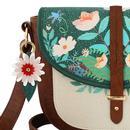 Secret Garden Fox DISASTER DESIGNS Saddle Bag