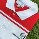 New Young Line SERGIO TACCHINI Retro 80s Polo W/R