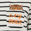 Brighton SUGARHILL BRIGHTON Easy Tiger Breton Tee