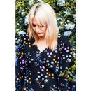 Petra SUGARHILL Retro 70s Wild Floral Midi Dress