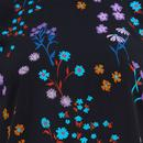 Prudence SUGARHILL Vintage Style Wild Floral Shirt