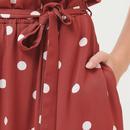 Connie SUGARHILL BRIGHTON Retro Polka Dot Dress
