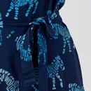 Millie SUGARHILL Batik Cropped Culotte Jumpsuit