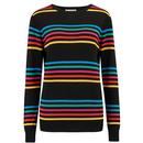 Rita SUGARHILL BRIGHTON Paradise Rainbow Sweater