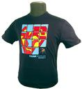 CHUNK SUPERMAN RETRO T-SHIRT INDIE T-SHIRTS RETRO